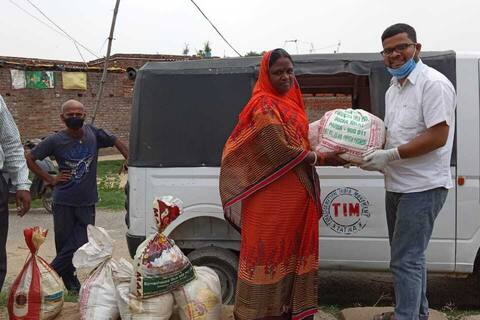 Covid-19 Relief Work in India